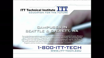 ITT Technical Institute TV Spot For Building A Foundation - Thumbnail 6