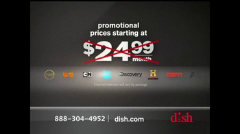 Dish Network TV Spot, 'Promotional Prices' - Thumbnail 2
