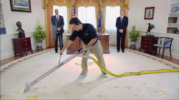 Stanley Steemer TV Spot, 'Election Carpet Cleaning' - Thumbnail 9