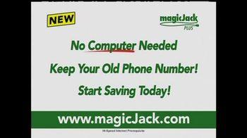 magicJack Plus TV Spot, 'Family Phone Plan Only $1.70' - Thumbnail 3