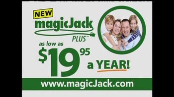 magicJack Plus TV Spot, 'Family Phone Plan Only $1.70'