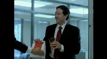 McDonald's Premium Roast Coffee TV Spot, 'Office Interview' - Thumbnail 7