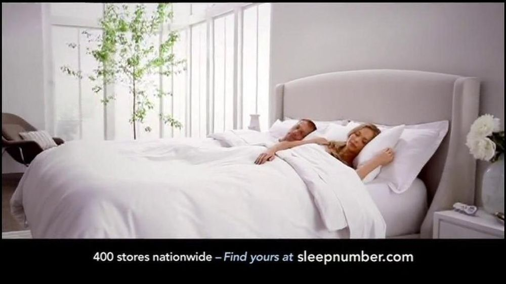 Sleep Number TV Commercial For Individualizing Sleep ...