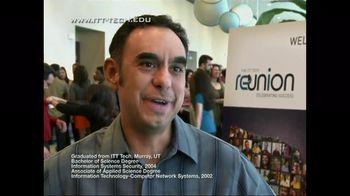 ITT Technical Institute TV Spot For Class Reunion