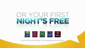 Choice Hotels TV Spot For Lowest Rate On The Web - Thumbnail 8