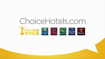 Choice Hotels TV Spot For Lowest Rate On The Web - Thumbnail 6