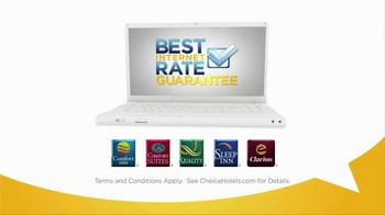 Choice Hotels TV Spot For Lowest Rate On The Web - Thumbnail 7