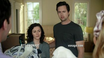 Vonage TV Spot, 'Bundling Neighbors: Puppy' - Thumbnail 6