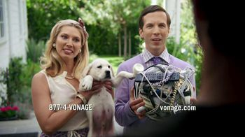 Vonage TV Spot, 'Bundling Neighbors: Puppy' - Thumbnail 7