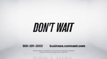 Comcast Business Class TV Spot, Business Owners' - Thumbnail 5