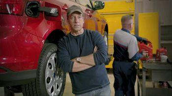 Ford Service TV Spot, 'The Works' Featuring Mike Rowe - 11 commercial airings