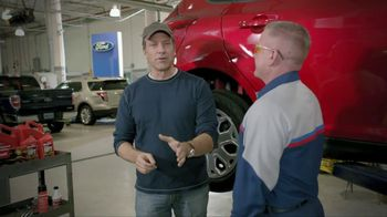 Ford Service TV Spot, 'The Works' Featuring Mike Rowe - Thumbnail 1