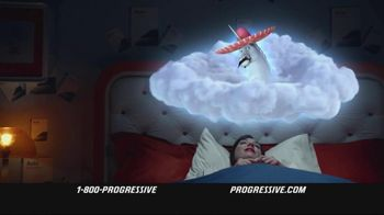 Progressive TV Spot For Flo's Dream - 288 commercial airings