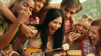 Hershey's TV Spot For S'mores Bringing People Together - 190 commercial airings