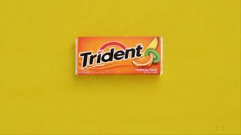 Trident TV Spot For Trident Gum Tropical Twist - Thumbnail 1