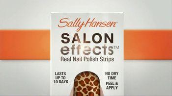 Sally Hansen Salon Effects TV Spots, 'Three Steps' - Thumbnail 1