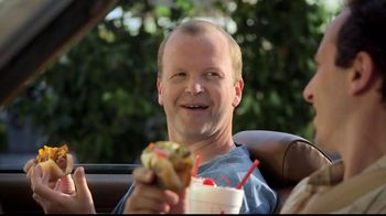 Sonic Drive-In TV Spot, 'Hot Dogs Reinvention'