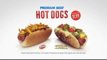 Sonic Drive-In TV Spot, 'Hot Dogs Reinvention' - Thumbnail 8
