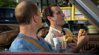 Sonic Drive-In TV Spot, 'Hot Dogs Reinvention' - Thumbnail 4