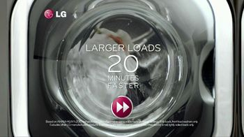 LG Electronics Washer TV Spot, 'Purple Dog' - Thumbnail 8
