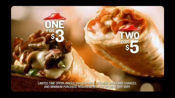 Pizza Hut TV Spot, 'So Long, Footlong' - Thumbnail 7