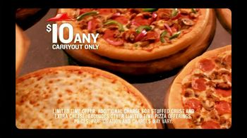 Pizza Hut TV Spot For $10 Carryout Deal - Thumbnail 5