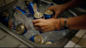 Miller Lite Punch Top Can TV Spot, 'Crack It, Punch It' Song by The Heavy - Thumbnail 1