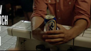 Miller Lite Punch Top Can TV Spot, 'Crack It, Punch It' Song by The Heavy - Thumbnail 2
