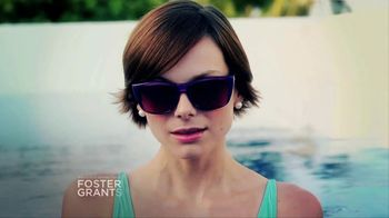 Foster Grant TV Spot, 'Summer Sunglasses' - Thumbnail 2