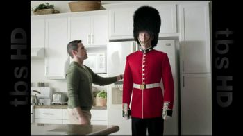 Cadbury Adams TV Spot For Cadbury Ice Cream Bars Guard Taunt - Thumbnail 1
