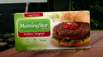 Morningstar Farms TV Spot For Meatless Grillers