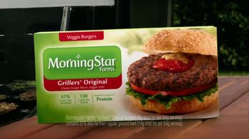 Morningstar Farms TV Spot For Meatless Grillers - 5569 commercial airings