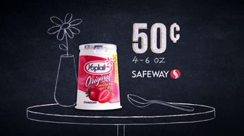 Safeway Deals of the Week TV Spot, 'Peaches, Tide and Yoplait' - Thumbnail 6