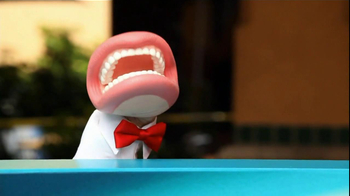 Sea Bond TV Spot For Denture Adhesive Wafers - Thumbnail 6
