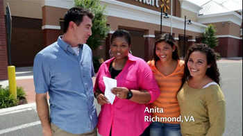 Walmart TV Spot With Anita And Her Daughters - Thumbnail 1