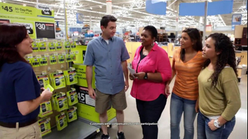Walmart TV Spot With Anita And Her Daughters - Thumbnail 2