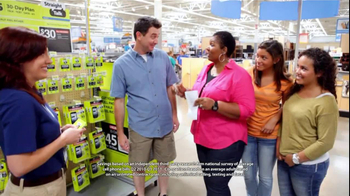 Walmart TV Spot With Anita And Her Daughters - Thumbnail 3