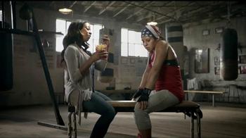 McDonald's TV Spot, 'Face Off' Featuring Marlen Esparza - 64 commercial airings