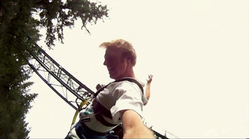 GoPro HERO2 TV Spot, 'Bungee Jumping' - Thumbnail 7