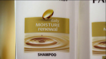 Pantene Daily Moisture Renewal Shampo TV Spot Featuring Natalie Coughlin - Thumbnail 6