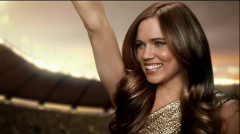 Pantene Daily Moisture Renewal Shampo TV Spot Featuring Natalie Coughlin