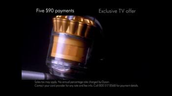 Dyson DC39 Multi-Floor TV Spot, 'Reinventing the Vacuum Again' - Thumbnail 7