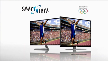 Panasonic TV Spot For Panasonic Viera Featuring Alex Morgan - 50 commercial airings