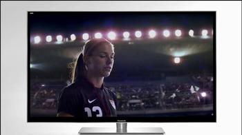 Panasonic TV Spot For Panasonic Viera Featuring Alex Morgan - Thumbnail 6