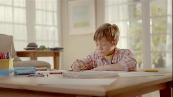 Purina Dog Chow TV Spot, 'Boy's Drawing' - Thumbnail 1