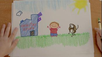 Purina Dog Chow TV Spot, 'Boy's Drawing' - Thumbnail 3