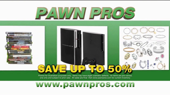 Pawn Pros TV Spot For Pawn Pros - Thumbnail 5