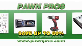 Pawn Pros TV Spot For Pawn Pros - Thumbnail 8
