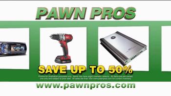 Pawn Pros TV Spot For Pawn Pros - Thumbnail 9
