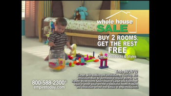 Empire Today TV Spot For Empire's Whole-House Sale - Thumbnail 6
